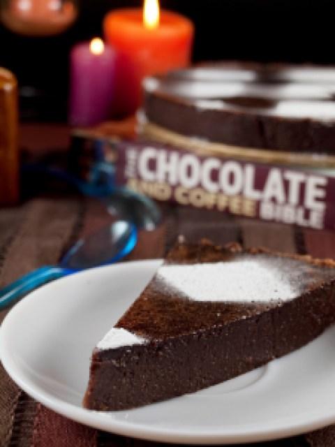 Francuska čokoladna torta