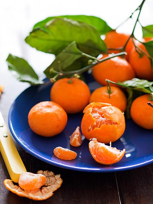 Mandarine iz našeg vrta