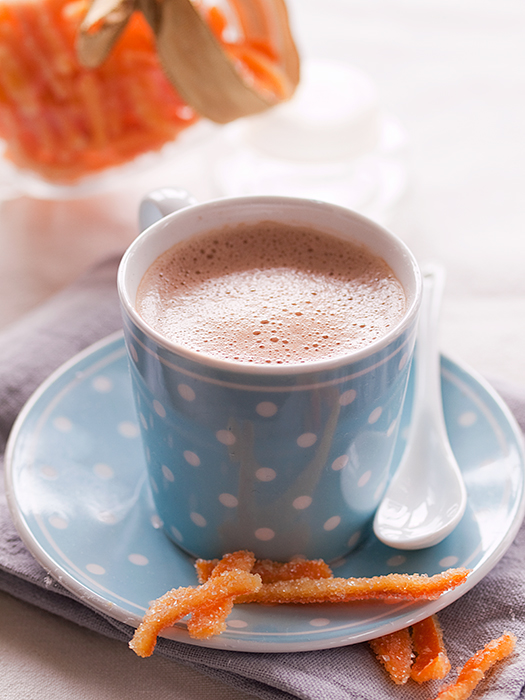 Mandarincini i kava