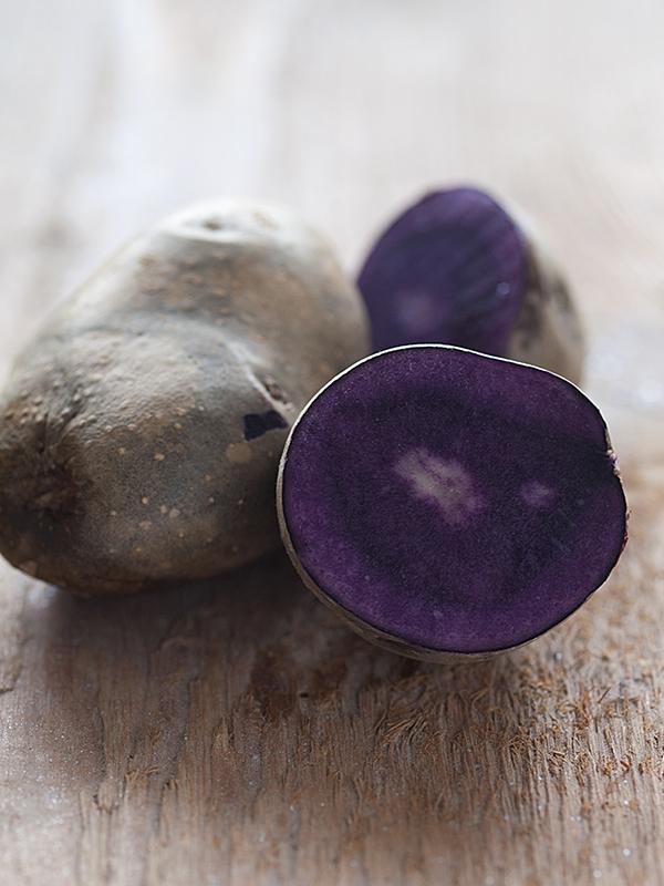 Plavi krumpir